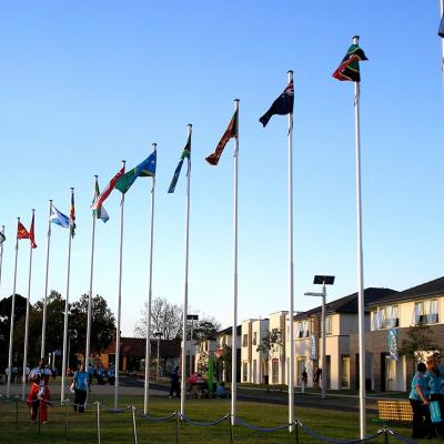 Melbourne Flags